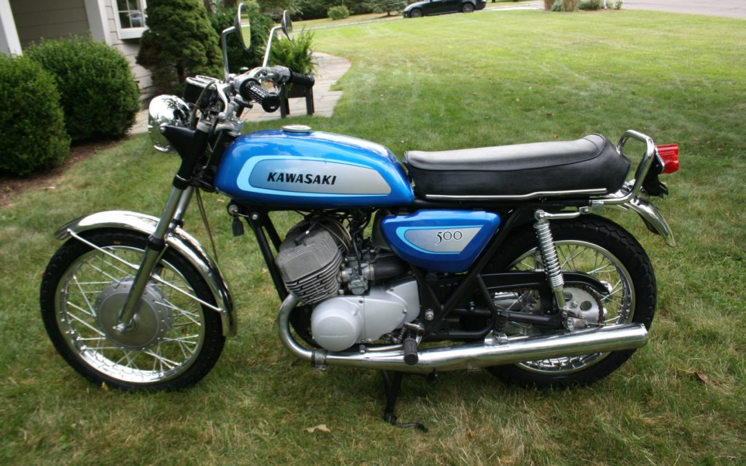 Connecticut Vintage Motorcycle Custom Build, Restoration, and Repair Services