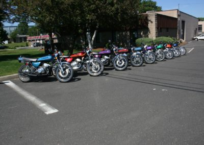 Fairfield County Cycles Gallery